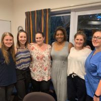 Welcome to the new graduate midwives of 2019!